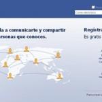 AXENA en el Facebook