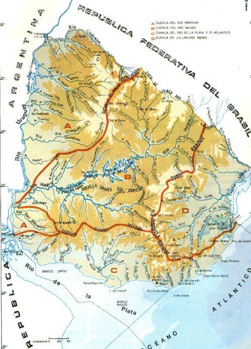 mapaurugua