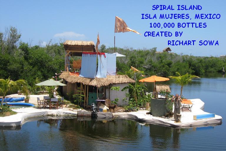 Spiral island II