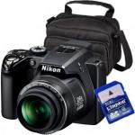 Revisión Nikon Coolpix P100 como cámara todoterreno en el monte