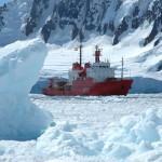 Rumbo a la Antártida