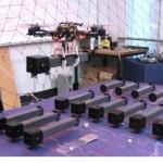 Quadrotors constructores autónomos