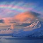 Destrucción récord de ozono en el Polo norte