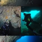 Ecología Azul: Buceo en cuevas