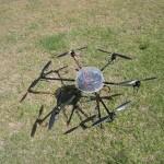 Primeros vuelos con el Hexakopter XL