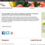 Wiki de protocolos de ecofisiología vegetal