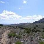 El kopter en el Parc de Llevant (Mallorca)