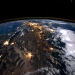 Time lapse desde la estación espacial internacional