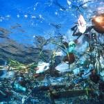 La descomunal isla de plástico del Pacífico
