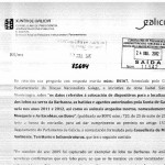 Asesinos de Lobos en el Barbanza (XXIX): la contestación de la Xunta