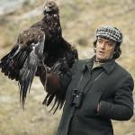 La poderosa águila real