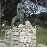 """""""Hermano lobo"""" por Félix Rodriguez de la Fuente"""