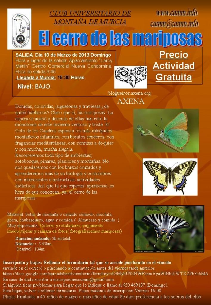 El Cerro de las mariposas