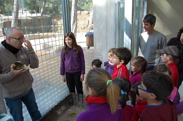 Centro de recuperación Fauna Silvestre