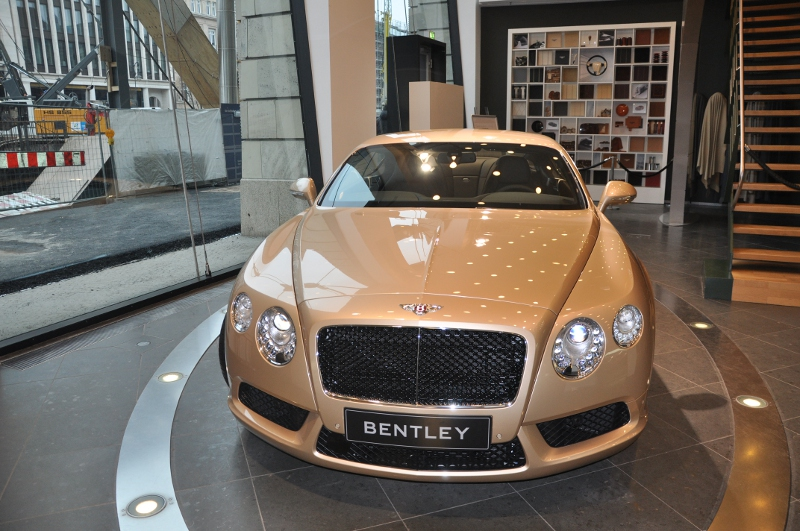 Bentleys continental