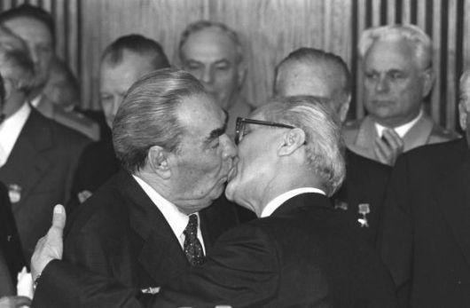 Beso comunista