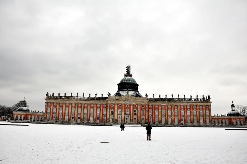 palacio del Park Sansoucci