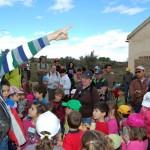 """Memoria actividad infantil I;"""" El cerro de las mariposas"""""""