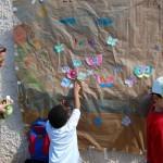 """Memoria actividad infantil II: """"El cerro de las mariposas"""""""