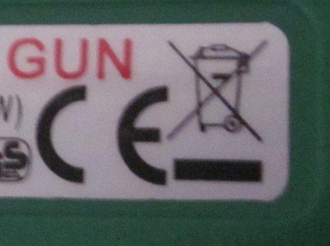 Simbolo de los RAEE