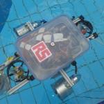 Robot subacuático por 16 dólares con la Raspberry-Pi