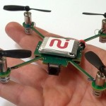 MeCAM, drone+cmara en miniatura