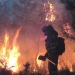 Temporada de alto riesgo de incendio