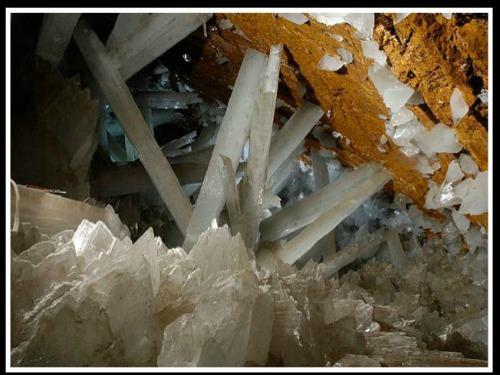 Cueva de las Espadas en Naica