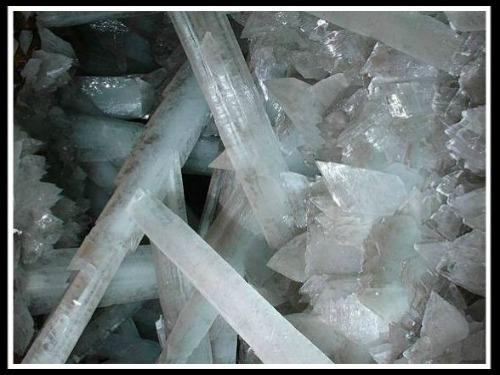 Cueva de los Cristales en Naica