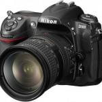 Nikon D300. Hay nueva niña en casa