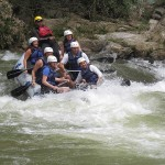Rafting en Jarabacoa