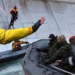 Miembros de Greenpeace encarcelados en Rusia por defender el Ártico