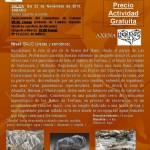"""Actividad infantil : """" La sierra del Baño y sus fósiles """""""