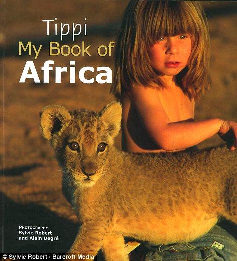 Portado del libro Tippi my book of Africa