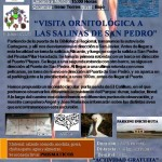 """Actividad infantil : """"Visita ornitológica a las Salinas de San Pedro del Pinatar"""""""
