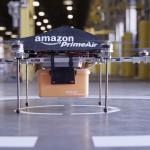 El nuevo repartidor de Amazon, un multi-coptero