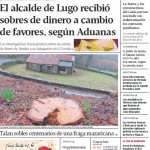 """""""Fixeron unha desfeita"""", la destrucción de la fraga de Santa Leocadia"""