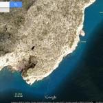 Cova des Coloms en Cap Andritxol