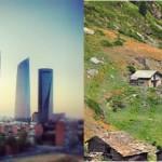 """¿Qué es más """"ecológico"""": vivir en el pueblo o la ciudad?"""